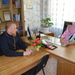 Благочинный Можгинского округа посетил Паллиативное отделение при Больше-Кибьинской участковой больнице с. Большой Кибьи Можгинского района