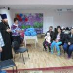 Дом матери «Надежда» оказал благотворительную помощь семьям с детьми села Киясово